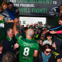 Muldoon's perfect send-off, Ulster's near miss and all of the weekend's Pro14 highlights
