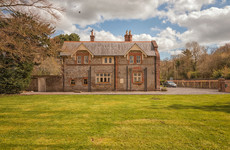 This six-bedroom Victorian home is one of Kildare's architectural gems