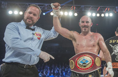 Spike O'Sullivan's LA fight this Friday to be broadcast live for free on eir Sport