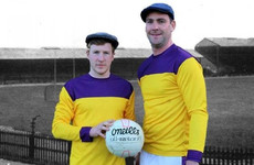 Wexford will wear this special commemorative jersey for their Leinster SFC opener
