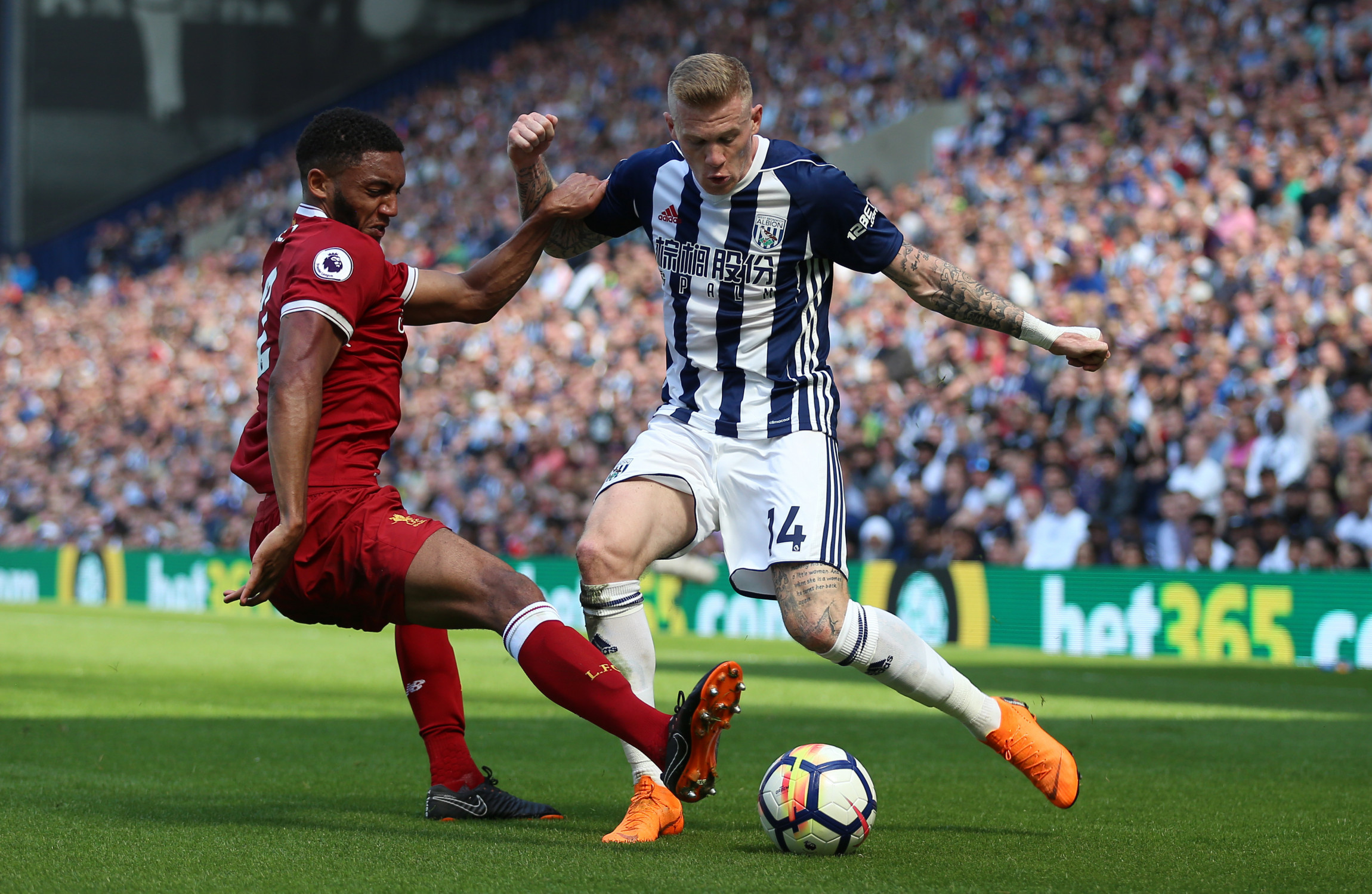 West Brom winger McClean confirms summer exodus: Don't call us snakes