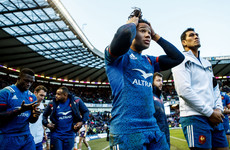 Eight French players dumped from Six Nations squad escape further punishment