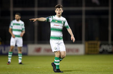 'He played like he's played 400 games in the league' - Rovers boss heaps praise on 18-year-old after Cork win