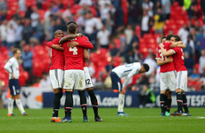 Man United's 'big six' record has laid down a marker for next season - Young