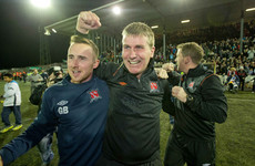 A key member of Stephen Kenny's Dundalk coaching team has left the club