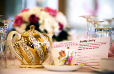 WIN: A Moët & Chandon Afternoon Tea for two at Leopardstown Pavilion