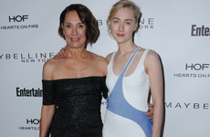 Laurie Metcalf has been waxing lyrical about Saoirse Ronan