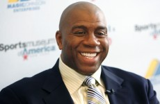 Magic Johnson group to buy Dodgers for record $2billion