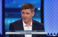 'I've held positive talks' - Gerrard confirms he's interested in the Rangers job