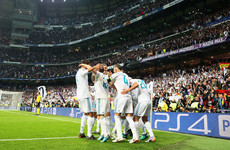 Real Madrid hold off Bayern to edge into third straight Champions League final