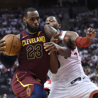 LeBron's 'worst' still too much for Toronto as Steph Curry's return inspires Warriors
