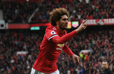 'I wouldn't have a problem with life in China': Out-of-contract Fellaini enjoying strong bargaining position