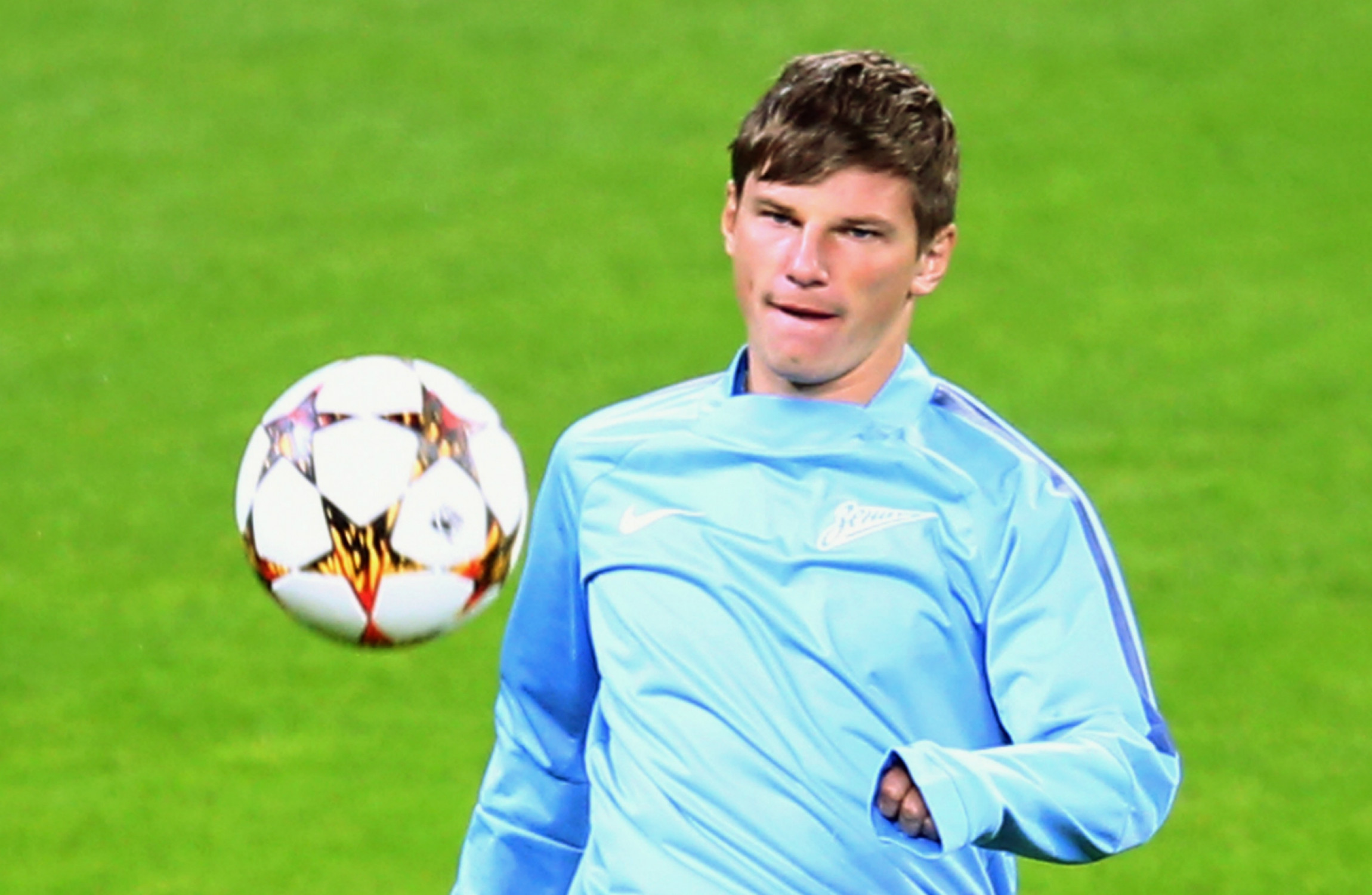Andrei Arshavin spoke about the reasons for the break with his second wife 06.11.2017 1