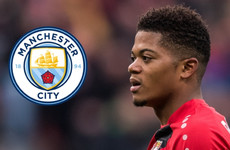 Man City weigh up move for Leverkusen forward