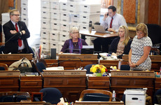 Iowa lawmakers approve most restrictive abortion bill in US