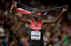 Kenya's Olympic and three-time 1500m world champion tests positive for EPO - report