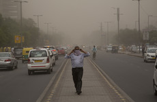 At least 125 killed as dust storms batter India