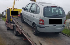 Car gets impounded for no tax or insurance - it's picked up by tow truck, and two hours later it's impounded again