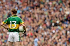 Spoiled for choice: Cooper return highlights Kerry's strength in depth