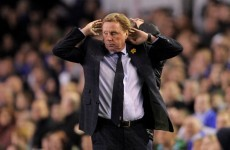 Redknapp expects semi-final fireworks