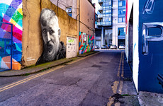 A walking tour of Dublin's street art in 12 striking images
