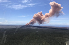 Emergency declared in Hawaii after volcanic eruption
