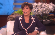 Kris Jenner spoke out about Kanye's comments on slavery on The Ellen Show