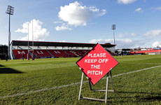 Munster begin work on installing new 3G pitch at Cork's Musgrave Park