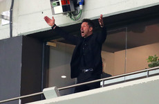 Atletico boss Simeone banned for Europa League final