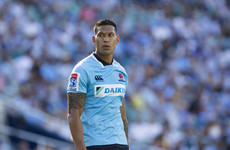 Australia star Folau says he's 'standing firm' on homophobic comments