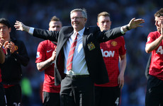 Sending good wishes to Alex Ferguson and more tweets of the week