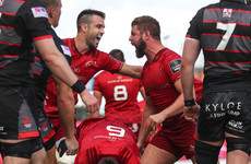 As it happened: Munster v Edinburgh, Pro14 playoff