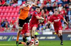 Super Steff Evans tames Cheetahs as Scarlets set up Glasgow semi-final