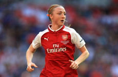 Ireland's Louise Quinn and Katie McCabe suffer heartache as Arsenal lose FA Cup final