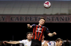 Bohs bounce out of slump with win in Sligo