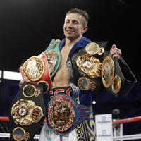 Golovkin destroys Martirosyan to defend middleweight titles