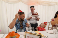 Conor McGregor threw son Junior a fiesta-themed 1st birthday party in Kildare complete with, eh, lobster