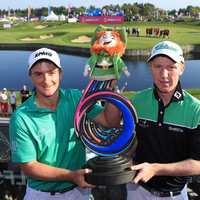 Huge payday for Dunne and Moynihan as they claim victory for Ireland in GolfSixes