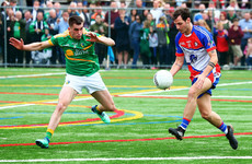 New York agonisingly denied historic championship win by last-gasp Leitrim in extra-time