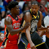 Inspired Durant guides Warriors to 3-1 lead, while Rockets' defence dominates yet again