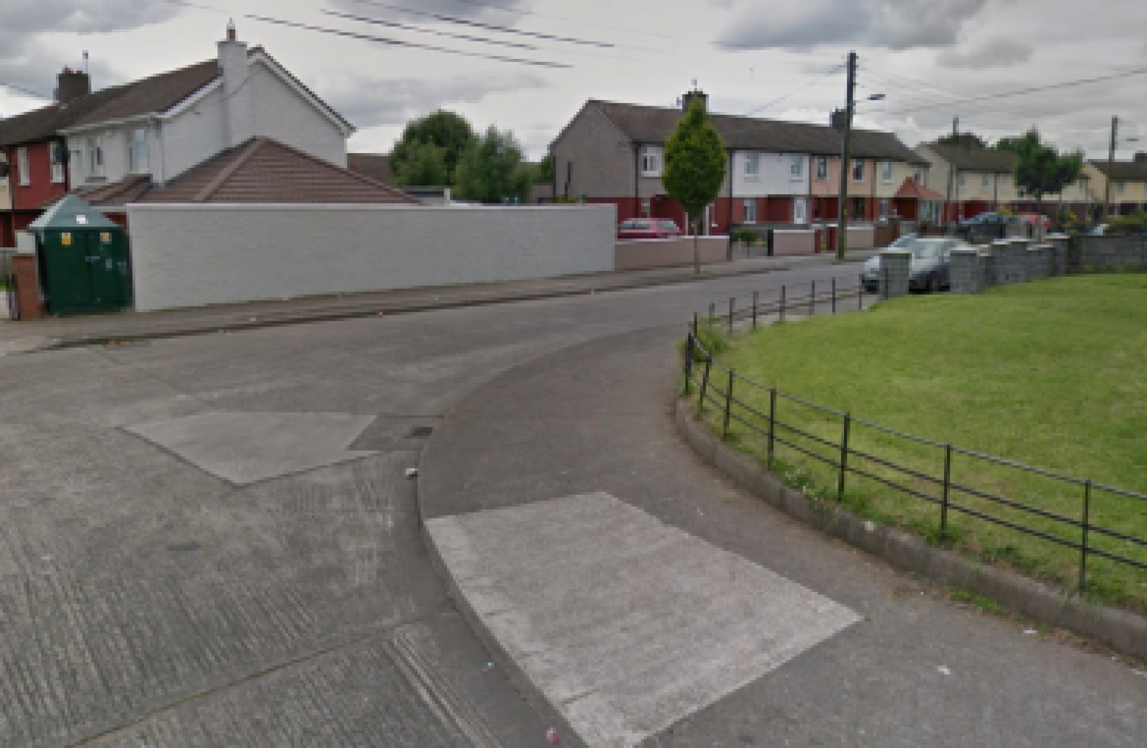 Motorcyclist dies after colliding with a pole in Dublin
