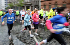 Man in his 50s dies after collapsing at Belfast marathon
