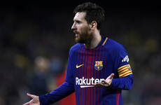 'No one has ever called to ask us how much Messi is worth' - Barca president