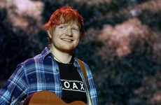 Girl injured after falling in quarry on way to Ed Sheeran gig