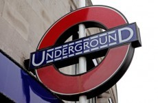 Woman charged with tube train murder