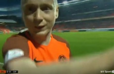 'I protect him': Dundee United boss defends skipper Willo Flood for red-card outburst