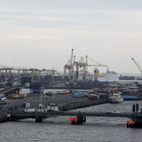 One of the few remaining Dublin docklands sites has been put on the market for a cool �110 million