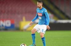Napoli star wanted by 'four or five Premier League clubs'