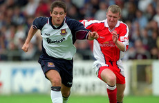 Football and education partnership leads ex-St Patrick's Athletic defender to FAI Intermediate Cup final