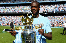 Yaya Toure 'desperate' to stay in Premier League as 'beloved' midfielder parts ways with City